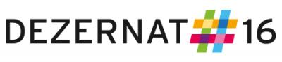Dezernat 16 Logo